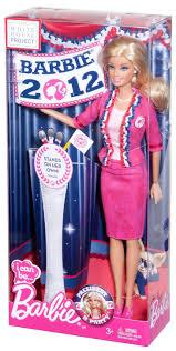 amazon com barbie i can be u s a president barbie doll toys u0026 games