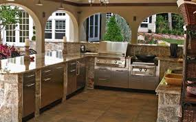 backyard kitchen ideas kitchen 25 best ideas about outdoor kitchens on pinterest
