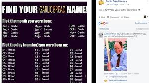 Facebook Meme - facebook is being torn apart by this garlic bread meme page