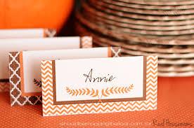 free printable thanksgiving name cards happy thanksgiving