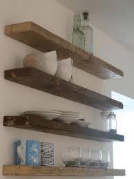 best organizing kitchen floating shelves elongated bowl glass
