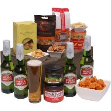 beers and bites gift hamper beer hampers for men the perfect