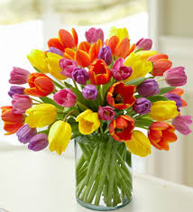 tulip bouquets enchanting tulip bouquet florist same day flower delivery for