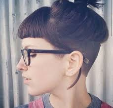 long hair at the front shaved at the back best 25 undercut bob ideas on pinterest what is an undercut