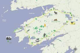 Ryanair Route Map by My Irish Guidering Of Kerry U2013 Kerry My Irish Guide