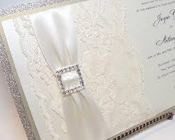 wedding invitations glitter lace wedding invitations glitter wedding invitations