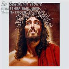 Jesus Home Decor by Compare Prices On Cross Of Jesus Painting Online Shopping Buy Low