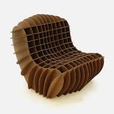Unique Lounge Chairs Design Ideas Unique Lounge Made Of Cardboard Cardboard Lounge Home