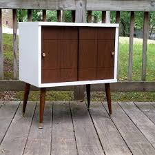 mid century record cabinet find more mid century record cabinet end table nightstand