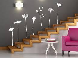 treppe dekorieren wandtattoo im treppenhaus auf treppe wand co