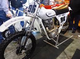 arizona mikes vintage motocross bikes oldmotodude yamaha xs650 motocrosser on display at the 2015 siege