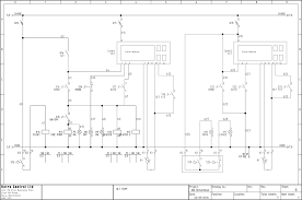 retro control ltd electrical drawings