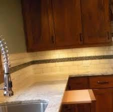 accent tiles for kitchen backsplash white subway tile with glass accent backsplash our house 15