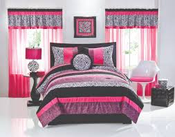 bedroom cool pink girls bedroom ideas with nice canopy bed and