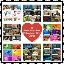 free cards 48 free printable valentines day cards disneyside mrs kathy king