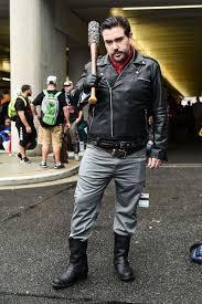 Walking Dead Halloween Costume Ideas Walking Dead Negan Jacket Jeffrey Dean Morgan Jacket