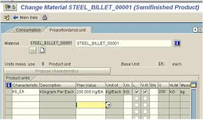 Sap Material Master Tables by Sap Batch Specific Unit Of Measure Saps U0027word We Sap For Your Cause