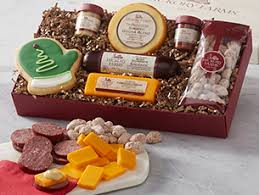 summer sausage gift basket gift baskets specialty gourmet food gifts hickory farms