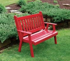 pine 4 u0027 traditional english bench a u0026l