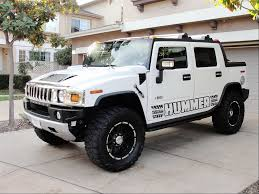 hummer jeep white 2009 hummer h2 sut information and photos zombiedrive