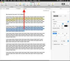How To Count Words In Textedit In Mac Os X How To Highlight In Pages For Mac