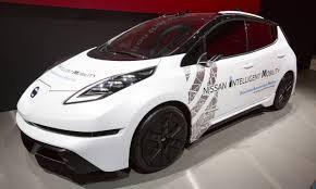 nissan leaf next generation next nissan leaf confirmed at electronics show news the car expert
