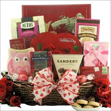 valentines day gift baskets day chocolate gift basket