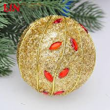 christmas tree accessories ornaments 8cm golden stick decorative