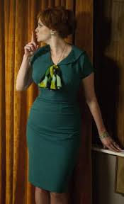 mad men dress mad men inspired dress joan holloway dress custom made retro