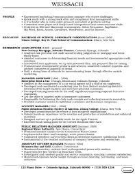 recent college graduate resume sample after john does new and