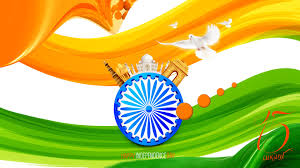 Flag If India Indian Independence Day Animated Wallpaper Free Download Clip