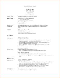 100 accounting intern resume 28 resume sle resume for