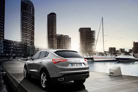 maserati jeep new maserati levante to be less jeep like will be built in italy