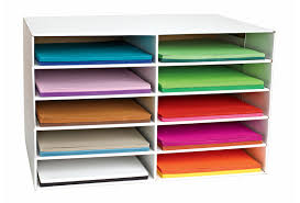 classroom keepers 12 x 18 construction paper storage