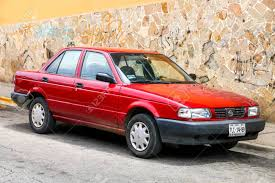 nissan tsuru taxi oaxaca mexico may 25 2017 motor car nissan tsuru in the stock