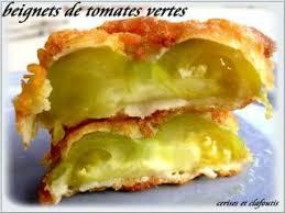 cuisiner les tomates vertes beignets de tomates vertes recette ptitchef