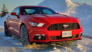 ford canada mustang winter test 2015 ford mustang ecoboost the chronicle herald