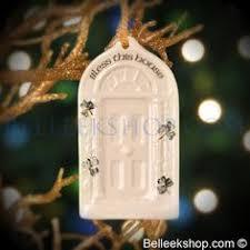 belleek living tree hanging lantern christmas decorations
