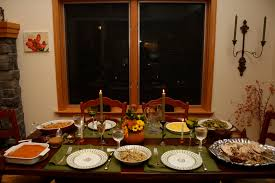 small thanksgiving thanksgiving dinner weeknight gourmet