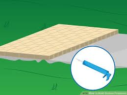 How To Lay Brick Fireplace by How To Build Outdoor Fireplaces With Pictures Wikihow
