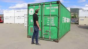 tips for buying a new or used shipping container youtube