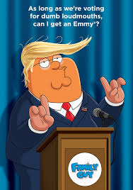 Family Guy Stewie Memes - family guy skewers dumb loudmouth donald trump in emmy caign
