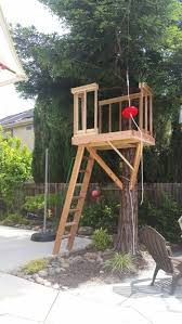 Backyard Treehouse Ideas How To Build A Treehouse In The Backyard Tree House Plans