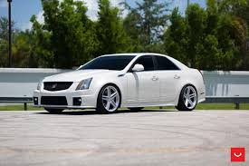 2005 cadillac cts wheels vossen wheels cadillac cts v vossen flow formed series vfs5