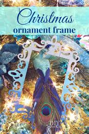 ornament framesdiy show diy decorating and home