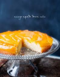 mango upside down cake pretty plain janes