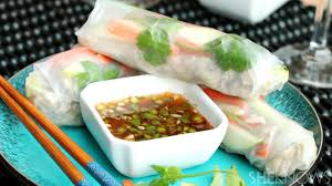 thanksgiving rolls recipe make thai summer rolls with your leftover turkey