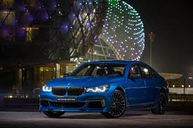 yellow porsche twilight bmw abu dhabi proves the m760li xdrive looks best in bright colors