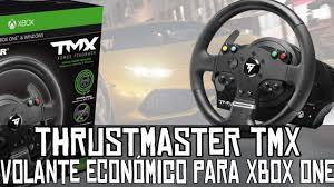 volante per xbox one thrustmaster tmx un nuevo volante econ祿mico para xbox one