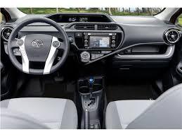 Toyota Interior Colors 2017 Toyota Prius C Pictures Dashboard U S News U0026 World Report